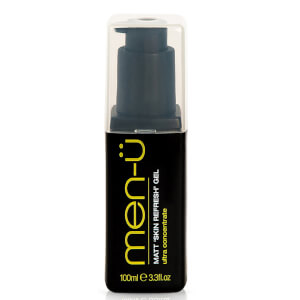 Gel Matt Skin Refresh de men-ü (100 ml)