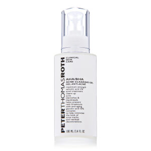 Peter Thomas Roth AHA/BHA Acne Clearing Gel 3 oz
