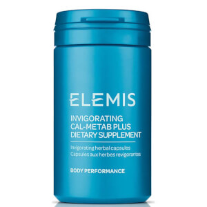 Elemis Invigorating Cal-Metab Plus 强身胶囊