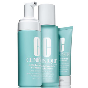 Kit contra imperfecciones Clinique Anti Blemish Solutions 3 Step System