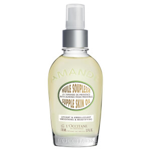 L'Occitane Almond Supple Skin Oil (100ml)
