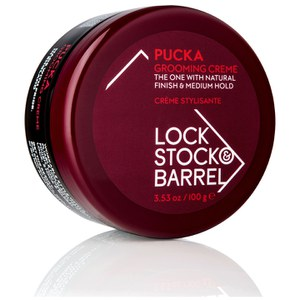 Lock Stock & Barrel Pucka Grooming Creme (60g)