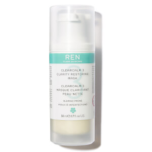 REN Clearcalm 3 Clarity Restoring Mask (50 ml)