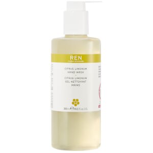 REN Clean Skincare Citrus Limonum Hand Wash (300 ml)