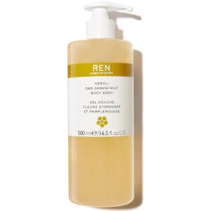 REN Neroli und Grapefruit Zest Body Wash (200 ml)