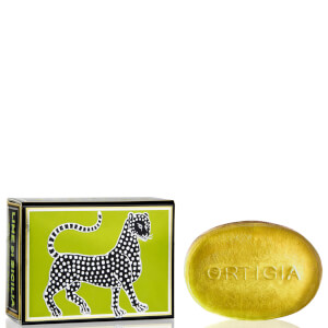 Ortigia Sicilian Lime Single Soap 40g