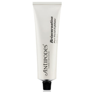 Exfoliante facial Antipodes Reincarnation Pure 75ml