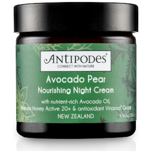 Antipodes Avocado Pear odżywczy krem na noc (60 ml)