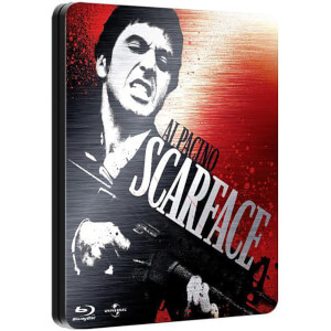 Scarface: Limited Steelbook Edition