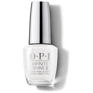 OPI Infinite Shine Alpine Snow Nail Varnish 15ml