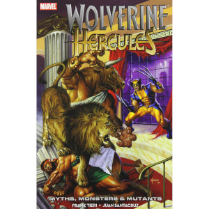 Marvel Wolverine Hercules Myths Monsters And Mutants Trade Paperback