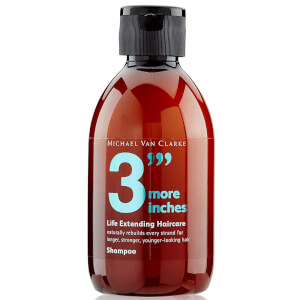 3 More Inches Cashmere Protein Volumising Shampoo 250ml