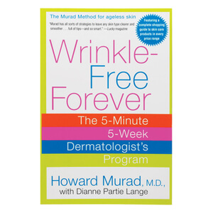 Wrinkle Free Forever Book