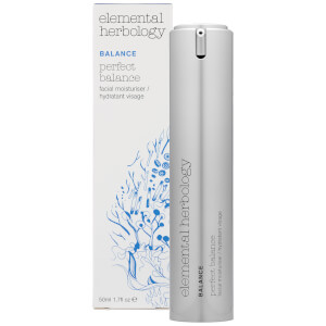 Hidratante Facial Perfect Balance da Elemental Herbology FPS 12