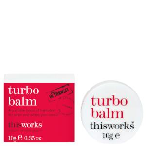 this works In Transit Turbo Balm 10g (Free Gift)