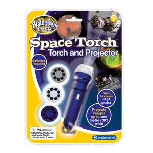 Raum-Fackel und Projektor