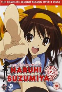 The Melancholy of Haruhi Suzumiya - Seizoen 2 - Compleet
