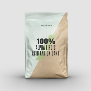 100% Alpha-Lipoic Acid Powder