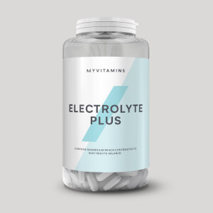 Electrolytes Plus en tablettes