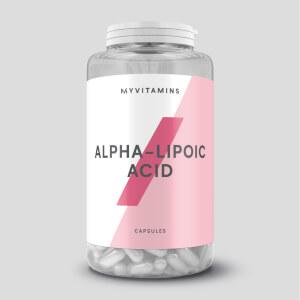 Антиоксидант альфа-липоевая кислота