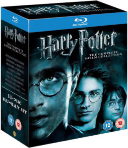 Harry Potter - Die komplette Kollektion (1-7.2)