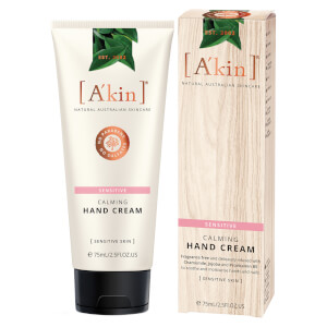A'Kin Unscented Intensive Hand Nail & Cuticle Treatment (75ml)