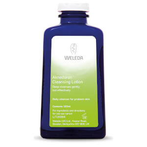 Weleda Aknedoron Cleansing Lotion -voide (100ml)