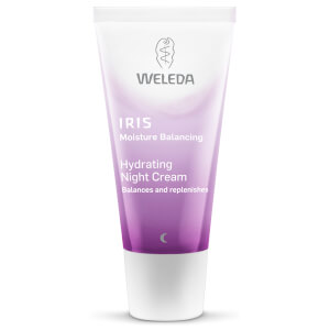 Crema de noche Iris Hydrating Night Cream de Weleda (30 ml)