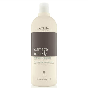 Aveda Damage Remedy Restructuring Shampoo (1000 ml) - (Valore di £ 88,00)