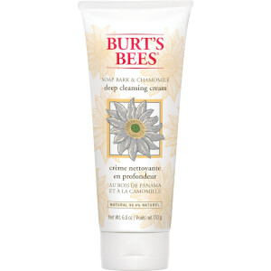 Burt's Bees Soap Bark & Chamomile Deep Cleansing Cream (170g)