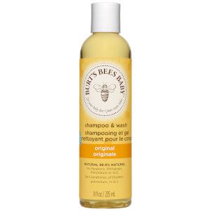 Шампунь и гель для душа Burt's Bees Baby Bee Shampoo & Body Wash (236 мл)