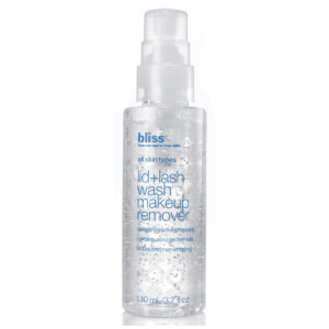 Desmaquillante ojos bliss Lid & Lash Wash (110ML)