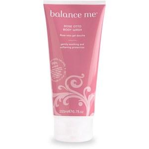 Balance Me Rose Otto Body Wash (260ml)