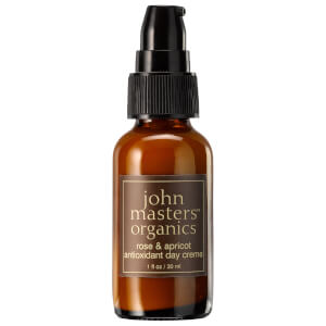 John Masters Organics Rose & Apricot Antioxidant Day Cream (30ml)