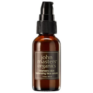 John Masters Organics Bearberry Skin Balancing Face Serum 30ml