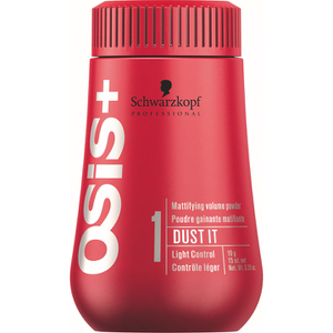 Polvo matificante OSiS Dust It Mattifying Powder de Schwarzkopf (10 g)
