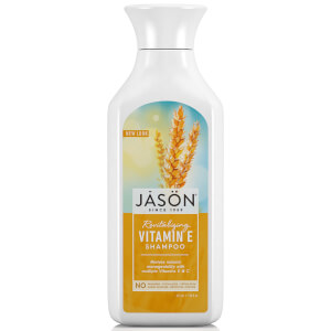 Shampoo JASON revitalisant à base de Vitamine E (480ml)