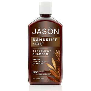 JASON Dandruff Relief Treatment Shampoo (355 ml)