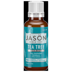 JASON Purifying Organic Tea Tree Oil (30 ml)