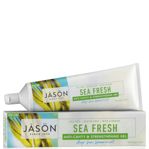 JASON Sea Fresh Strengthening Toothpaste (170g)