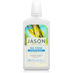 JASON Sea Fresh Strengthening Mouthwash -suuvesi 473ml