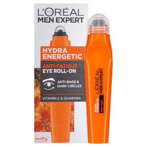 Roll-on efecto hielo Hydra Energetic de L'Oréal Men Expert (10 ml)