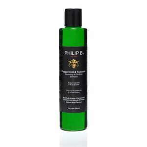 Philip B Peppermint and Avocado Volumising and Clarifying Shampoo (220ml)