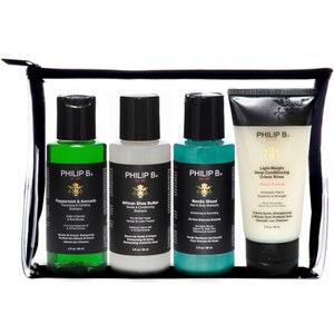 Philip B Travel Kit (4 produits)