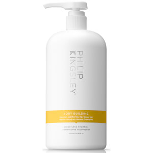 Philip Kingsley Body Building Shampoo (1000ml) - (no valor de £ 68.00)