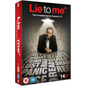Lie To Me - Seizoen 1-3