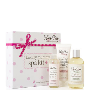 Kit Luxury Mummy de Love Boo (3 productos)