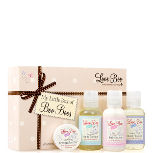 Conjunto para Bebé My Little Box Of Boo Boos da Love Boo (4 produtos)