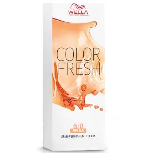 Wella Color Fresh Dark Blonde 6/0 75ml