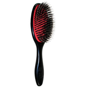 Denman D81S Small Finishing Brush with Mixed Bristle